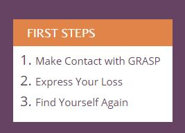 GRASP: Grief Recovery After a Substance Passing | Eluna Network